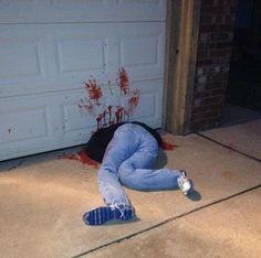 Gruesome Halloween Decor Halloween Pranks Prank Videos And