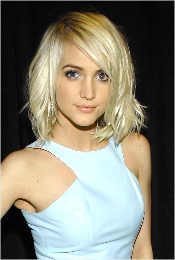 Frisuren Für Feines Haar Ist Ganz Einfach Haare Pinterest