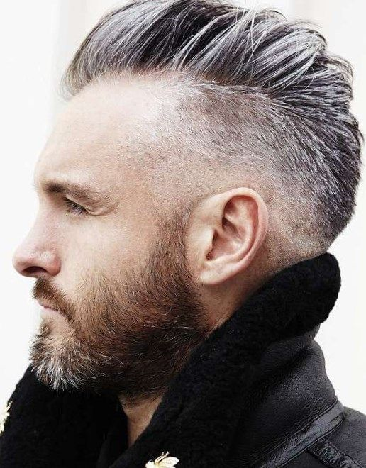 Haarstylingtipps Männer Frisuren Bei Geheimratsecken So Bleibt Der