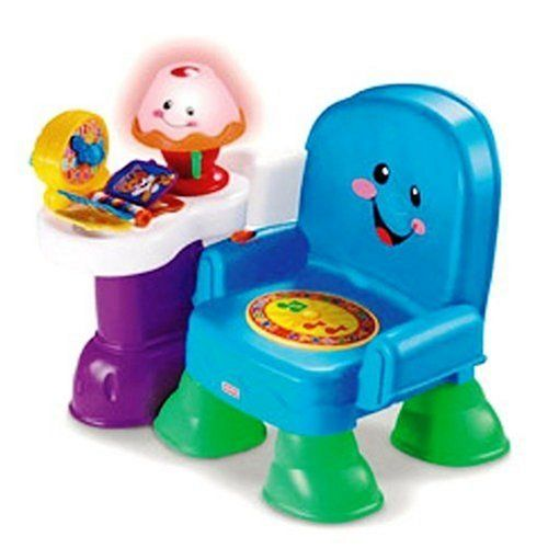 Laugh  Learn Musical Learning Chair FisherPrice http
