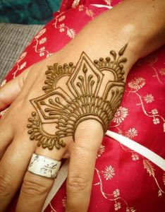 Simple Design Of Henna Mehndi Valoblogi Com