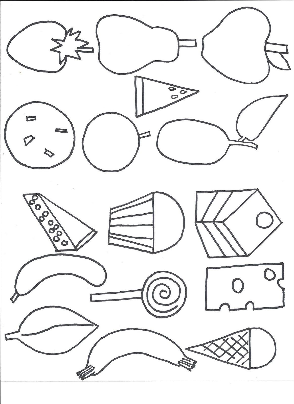 **Please note, all these templates are available on my