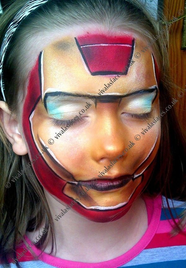 iron manjpg 9001298 Maquillage pour enfants Pinterest