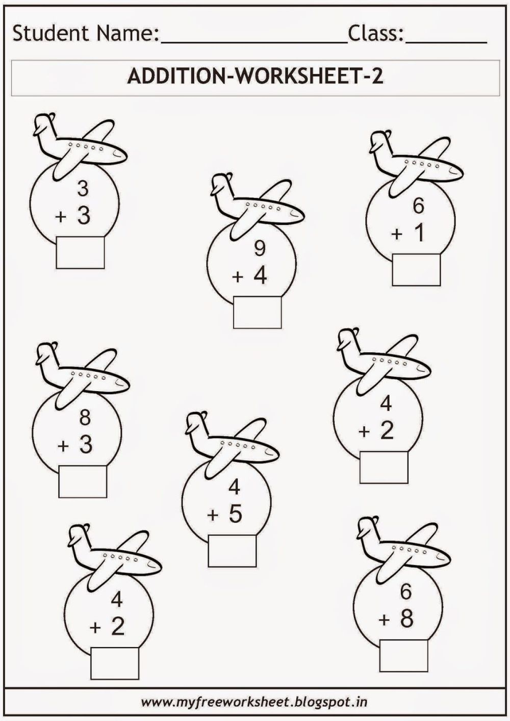 medium resolution of Missing Number Addition Worksheet 1st Grade   Printable Worksheets and  Activities for Teachers