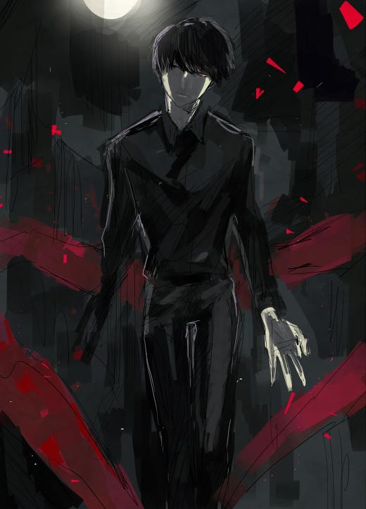 """Black reaper kaneki wallpapers wallpaper cave. """"Black Reaper"""" Kaneki Ken     Tokyo Ghoul: Re Fan Art by ..."""