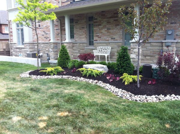 maintenance landscape design