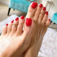 27 Gorgeous Toe Nail Design Ideas | Toe nail designs ...