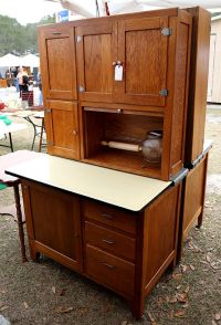 Sellers Cabinet | Antique Hoosier Cabinets And Container's ...