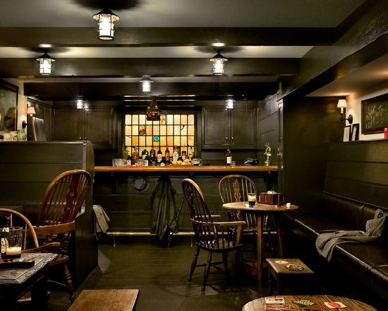 Astonishing Irish Pub Decorating Ideas For Your House Decor Dark