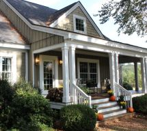 Southern Living House Plans with Front Porch