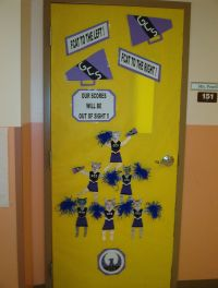 Classroom door decorating contest for the Florida Aptitude ...