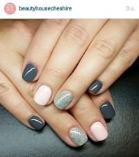 22 Easy Spring Nail Designs for Short Nails | Short nails ...