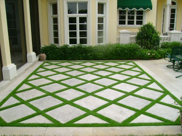 25+ Turf Pavers Landscape Design Pictures and Ideas on Pro