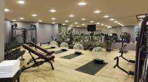 Hotel Gym - Google Small Home