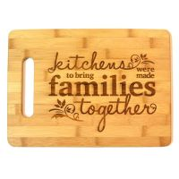 'Kitchens were made to bring families together' # ...