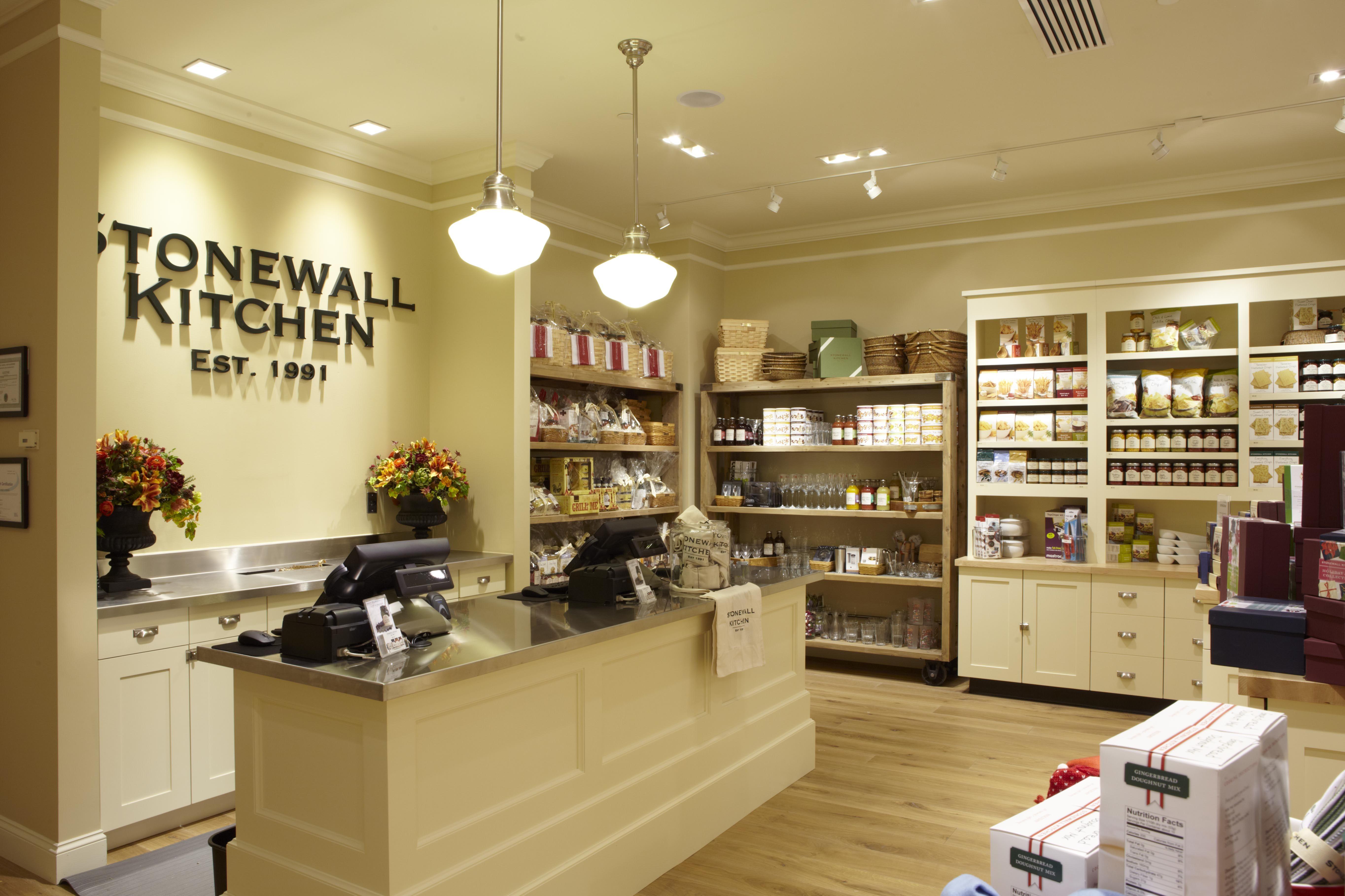 Stonewall Kitchen Opens 10th Company Store