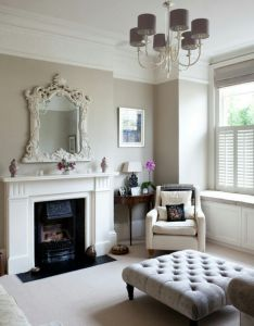 Tulse hill home traditional living room london paul craig photography footrest slash coffee table that  also fuck yeah interior designs interiors pinterest rh