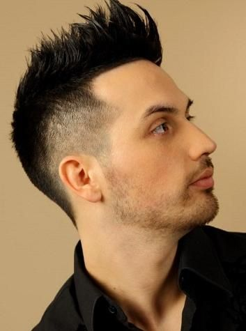 Awesome Simple Sidecut MoHawk Hairstyles For Men Stylendesigns
