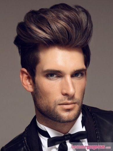 Quiff For Men Trend Of Quiff Hairstyle In 2013 Trending Mens
