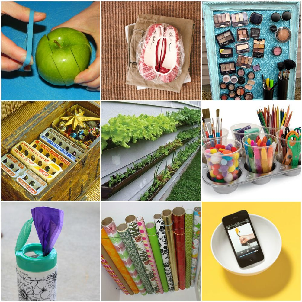25 Clever Tips And Tricks For Around The House Some Great Ideas I