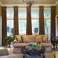drapery ideas for living room | Living Room Window ...