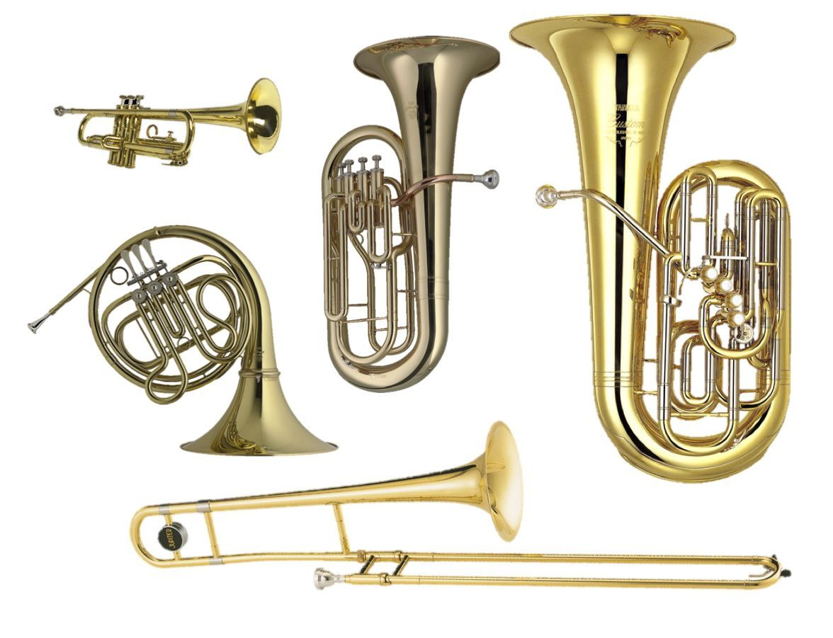 instruments  Brass Family Instruments  All things