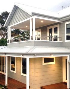 Colour two storey weatherboard house also best images about facade on pinterest nice houses modern rh