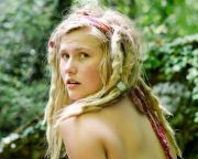 blonde dreadlocks - google