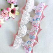 beautiful handmade unicorn hair