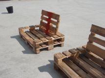 Copenhagen Pallet Furniture Pallets