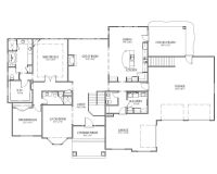 rambler house plans | The McMillan Floor Plan  Signature ...
