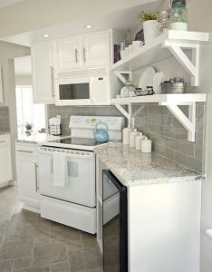 Jenna sue design stunning white and gray kitchen with cabinets kashmir also best images about on pinterest rh uk