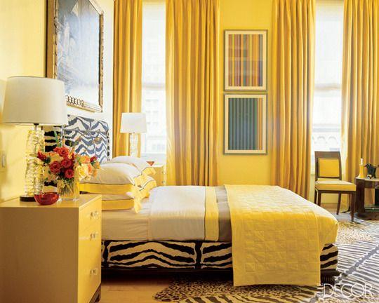 Bedroom ideas for yellow walls also design pinterest rh