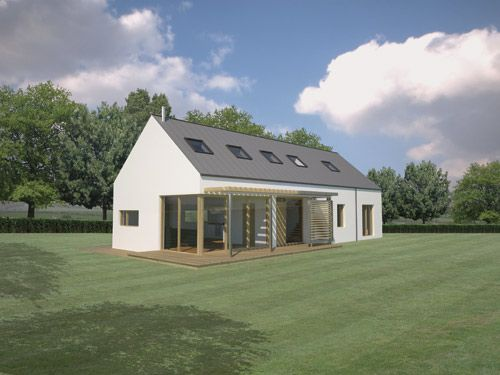 Paul McAlister Architects The Barn Studio Portadown Northern