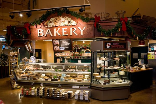 Grocery Store Bakery Signs