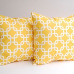 Grey 3 Seater Sofa Throw Covers Home Goods These Babies Are Going In My Bedroom! Yellow Pillow ...