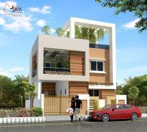 Small Beautiful House