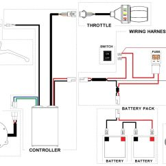 E Trailer Wiring Diagram Semi Plug 7 Way Bike Controller Likewise Pin Round