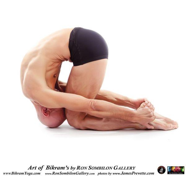 Bikrams Yoga 131 Pins