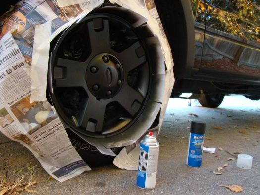 Paint Your Oem Wheels Ford F150 Forum Community Of Truck Fans