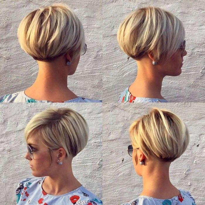 Sommer Frisuren 2017 Kurzer Bob Hair Pinterest Frisuren 2017
