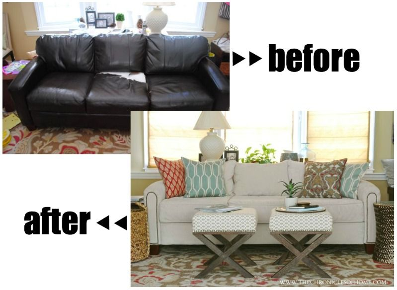 25 Best Ideas About Couch Makeover On Pinterest Sofa