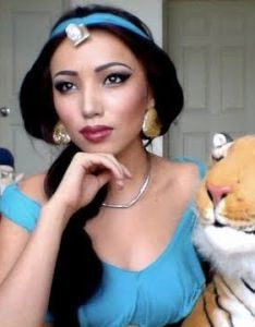 Makeup transformation images and videos on the internet but promise tamang phan   makeovers are so impressive that they rendered us speechless also disney princess jasmine make up tutorial check out all her rh pinterest