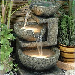 Put A Little Zen Into Your Home Garden With An Outdoor Water