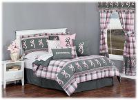 Browning Buckmark Plaid - Comforter Set   Bass Pro Shops ...