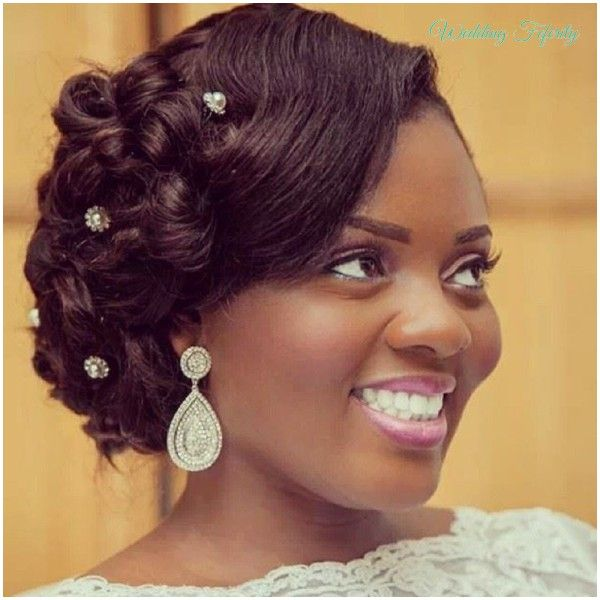 Beautiful Hair And Makeup On This Pretty Nigerian Bride See More