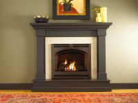 Gas Fireplace For Small Living Room
