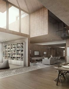 House also an expansive interior by zaad studio morpholiointerior more on rh pinterest