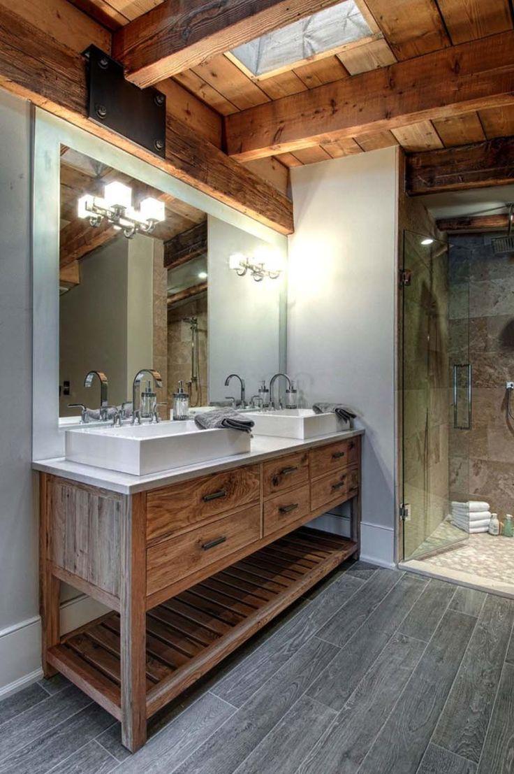 Luxury Canadian home reveals splendid rusticmodern