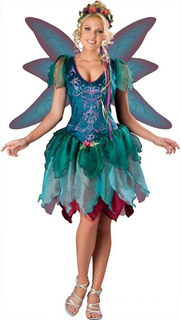 Enchanted Fairy Adult Costume. Stunning. Mother Nature Fairies And Earthy Costumes